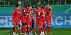 Leipzig verzekert zich in slot van verlenging van finale