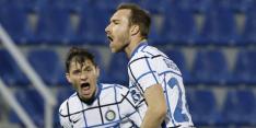 Inter vervult eigen taak en kan al dit weekend kampioen zijn