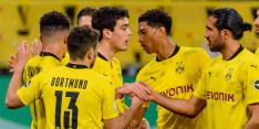 BVB tegen Holstein Kiel al bij rust zeker van finaleplaats