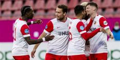 Utrecht verzekert zich van play-offs, Willem II dieper in problemen