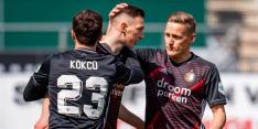 Feyenoord ook zonder Toornstra in Klassieker, vrees voor Linssen