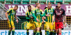 Feyenoord zet zich voor schut en biedt ADO Den Haag strohalm