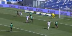 Video: Gosens schiet Atalanta met vallende volley op voorsprong