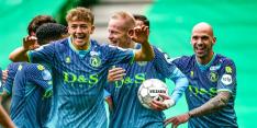 Sparta houdt vizier op play-offs na zege op Groningen