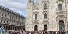 Video: ook Milaan gaat los na landstitel voor Internazionale