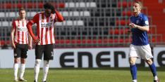 PSV morst tegen Heerenveen na drie pijlsnelle goals