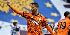 Onttroond Juventus ontsnapt een gigantische domper