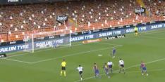 Video: Cillessen stopt slecht ingeschoten penalty van Messi