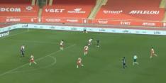 Video: Memphis beëindigt reeks zonder tegengoals van Monaco