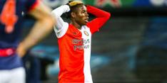 Volgende dreun Feyenoord: Baldé maanden langs de kant