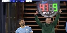 Mooi: verbaasde Agüero corrigeert vierde man van team Kuipers