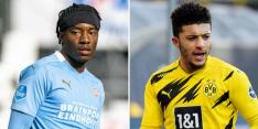 'Dortmund ziet opvolger van Sancho rondlopen bij PSV'