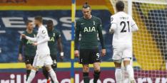 Champions League-voetbal heel ver weg voor Tottenham Hotspur