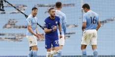 Plaaggeest Ziyech stelt met Chelsea titel City uit