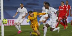 Zinderende titelstrijd: Real in extremis naast dapper Sevilla