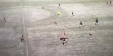 Video: de 'beschuldigde' gele kaart voor Spartaan Beugelsdijk