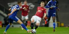 Van de Beek verliest met United: Man City is kampioen