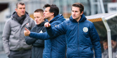 FC Den Bosch in fantasie-opstelling, assistent Verhaegh reserve
