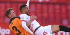 Sevilla mag nog dromen van titel na goal tegen Cillessen