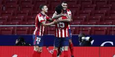 Beslissing nadert: Atlético zet enorme stap richting titel