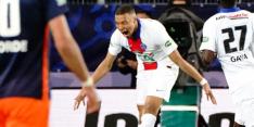 Paris Saint-Germain pas na strafschoppen naar bekerfinale