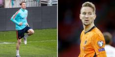 'Weghorst is mijn alternatief achter Depay als Oranje-spits'