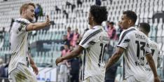 Juventus blijft na chaotische en spectaculaire topper op CL-koers