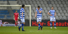 Drama compleet: De Graafschap klaar in play-offs