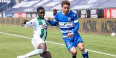 Groningen beleeft slechte generale voor play-offs