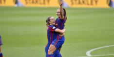 Geweldige Martens bezorgt Barcelona eerste CL-winst ooit