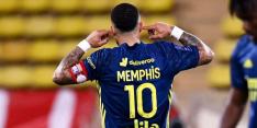Memphis weer belangrijk en schiet door Opta-stats heen