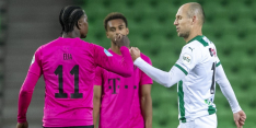 Mooi nieuws: Robben in de basis in eerste play-off-duel