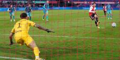 Feyenoord rekent af met play-offs-vloek door Sparta te vloeren