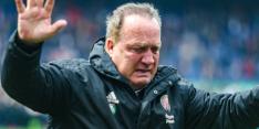 Officieel: 'gestopte' Advocaat moet Irak naar WK loodsen