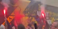 Video: warm welkom voor NAC voorafgaand aan promotiekraker