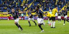 Okita schiet NEC in slotfase met prachtgoal naar Eredivisie
