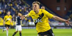 'Van Hooijdonk kan prachtige stap maken naar Serie A'