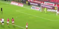 Video: Neymar schiet in cruciaal duel pingel dramatisch in