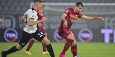 Late goal bezorgt Roma en Mourinho Conference League-ticket