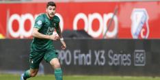 Feyenoord laat Senesi niet meedoen aan Spelen