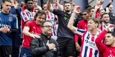 Willem II zwaait Petrovic ondanks handhaving uit