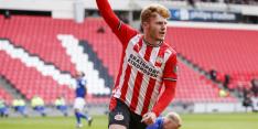 PSV beloont ontwikkeling Vertessen met langdurig contract