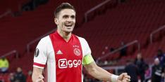 """Captain Tadic langer bij Ajax: """"Hij zal nog van grote waarde zijn"""""""