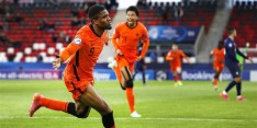 Jong Oranje stunt dankzij Boadu tegen titelfavoriet Frankrijk