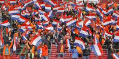 Kleurt Boedapest oranje? Mogelijk fanplein in achtste finale