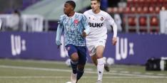 Van Axel Dongen gaat aan de haal met Abdelhak Nouri Trofee