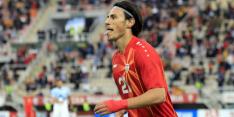 Oranje-tegenstander Noord-Macedonië laat zege glippen