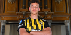 Vitesse presenteert wederom een Zwitserse speler