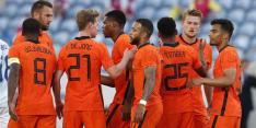 EK-Glazen Bol: Oranje vooralsnog dramatisch, Fransen topfavoriet