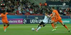 Video: Wirtz scoort opnieuw na dramatische start Jong Oranje